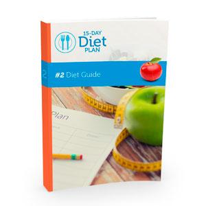 dieta para bajar de peso en 15 dias