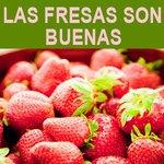 propiedades de las fresas por la noche