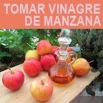 tomar vinagre de manzana para adelgazar