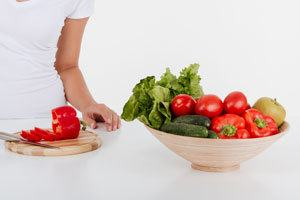 La importancia de llevar la dieta balanceada