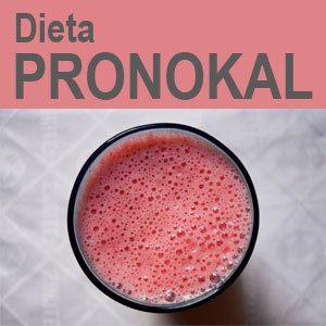 la dieta pronokal